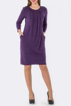 Платье S&A style. Цвет: фиолетовый