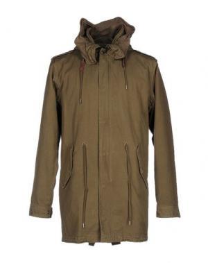 Куртка CANADIAN. Цвет: зеленый-милитари