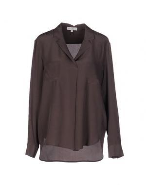 Блузка ANTONELLI. Цвет: какао