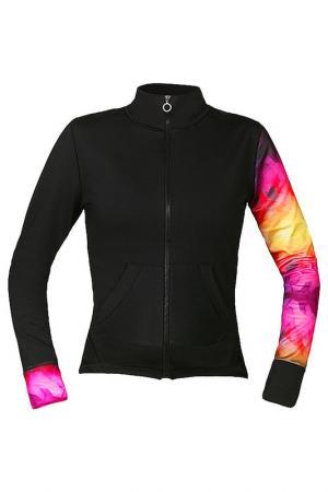 Куртка Feel JOY!. Цвет: мультицвет