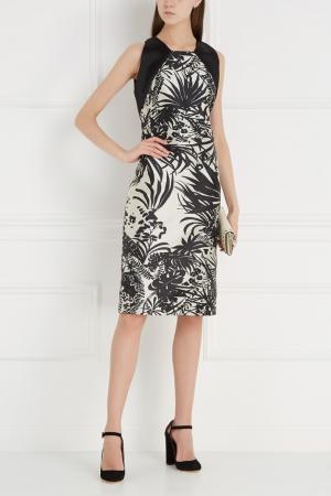 Платье А-силуэта Chapurin. Цвет: черный