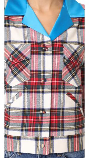 Plaid Shirt Harvey Faircloth