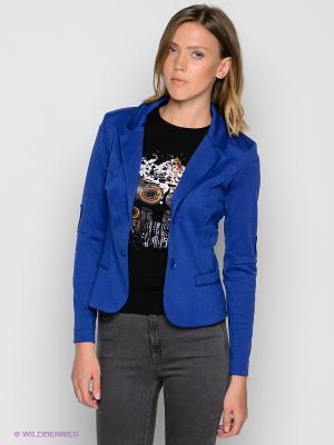 Жакет DOCTOR E. Цвет: синий