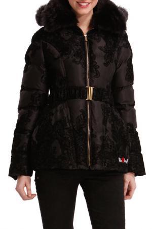 Куртка Desigual. Цвет: black