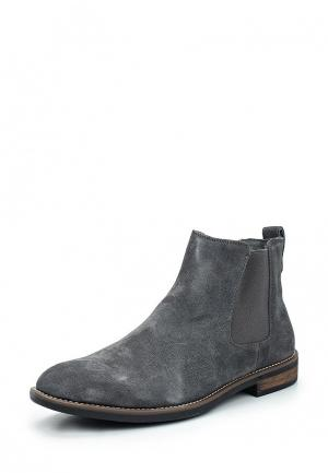 Ботинки Pradella. Цвет: серый