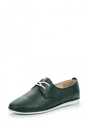 Ботинки Evita. Цвет: зеленый