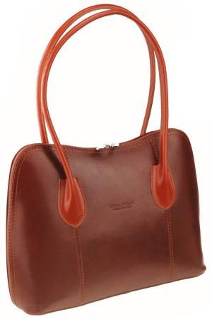 Bag MATILDA ITALY. Цвет: brown and honey