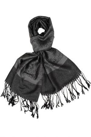 Шарф Stella Doro D'oro. Цвет: grey and black