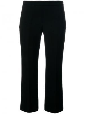 Расклешенные укороченные брюки Neil Barrett. Цвет: чёрный
