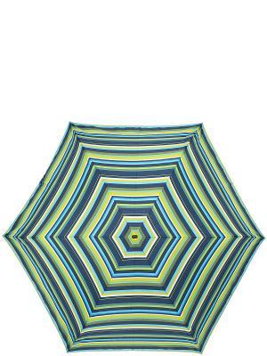 Зонт Labbra. Цвет: синий, белый, голубой, оливковый, салатовый, светло-голубой, светло-зеленый