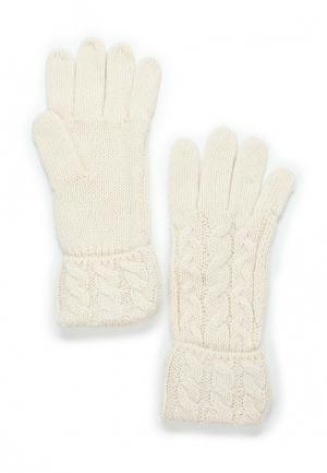 Перчатки Elisabeth. Цвет: белый