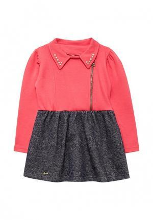 Платье Sonia Kids. Цвет: розовый