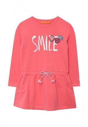 Платье Staccato. Цвет: розовый