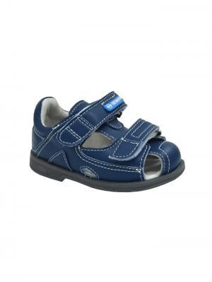 Обувь ортопедическая малосложная SIDNEY, арт.7.33.2 ORTMANN. Цвет: темно-синий