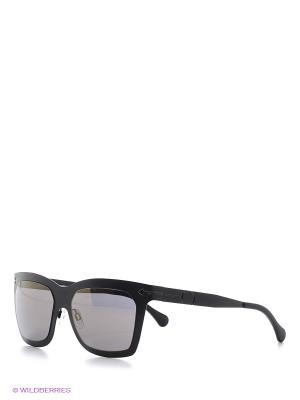 Очки солнцезащитные TM 521S 03 Opposit. Цвет: черный