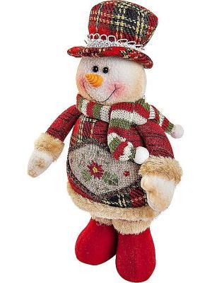 Игрушка Mister Christmas. Цвет: красный