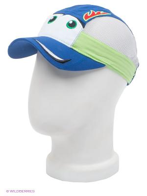 Бейсболка Maxval. Цвет: синий, зеленый