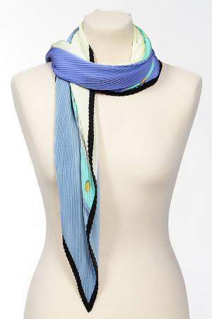 Платок Pollini. Цвет: крем-брюле, мятный, голубой