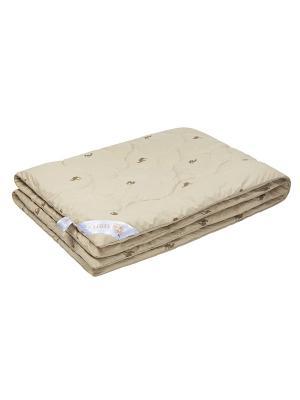 Одеяло Караван 140х205 ECOTEX. Цвет: бежевый