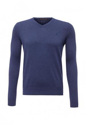 Пуловер Trussardi Jeans. Цвет: синий