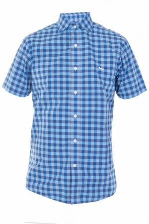 Рубашка Harmont&Blaine. Цвет: синий