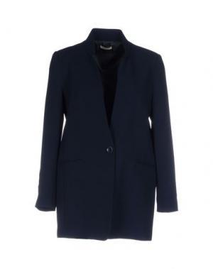 Пиджак EMMA&GAIA. Цвет: темно-синий
