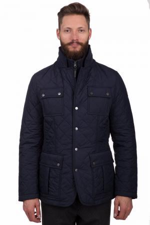 Куртка Cinque. Цвет: синий