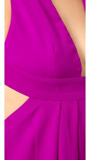 V Neck Gown Jill Stuart