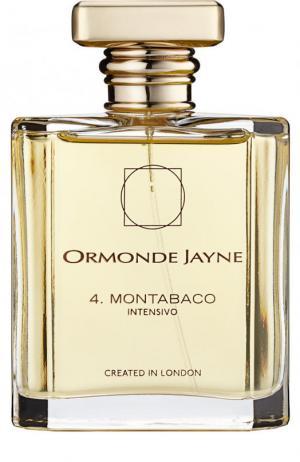 Духи Montabaco Intensivo Ormonde Jayne. Цвет: бесцветный