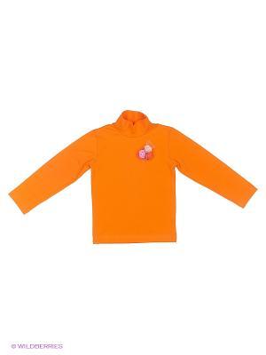Джемпер SEMICVET. Цвет: оранжевый