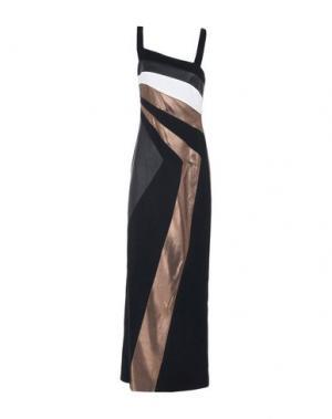 Длинное платье EMANUEL UNGARO 34763795EB