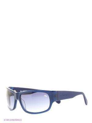 Солнцезащитные очки LM 532S 03 La Martina. Цвет: синий