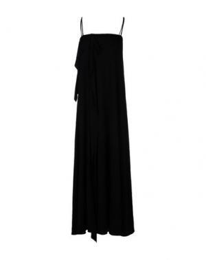 Длинное платье FILIPPA K. Цвет: черный