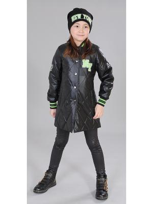 Комплект одежды Милашка Сьюзи. Цвет: черный, зеленый