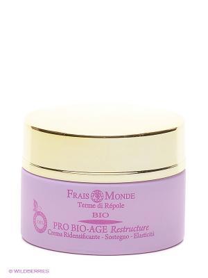 Дневной реструктурирующий крем для лица женщин от 50 лет Frais Monde. Цвет: белый