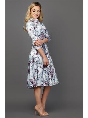 Платье-миди Каллы Welldress