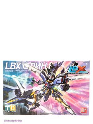 LBX Конструкторский набор Один. Цвет: черный, зеленый, фиолетовый, красный, белый