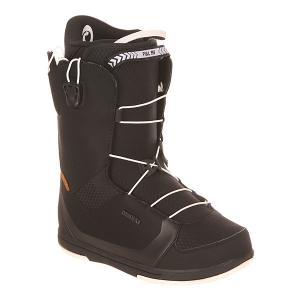 Ботинки для сноуборда  Alpha Tf Black Deeluxe. Цвет: черный