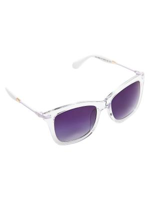 Солнцезащитные очки Kameo-bis. Цвет: белый, серый, розовый