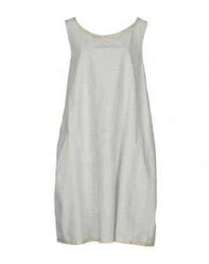 Платье до колена DOSA. Цвет: небесно-голубой