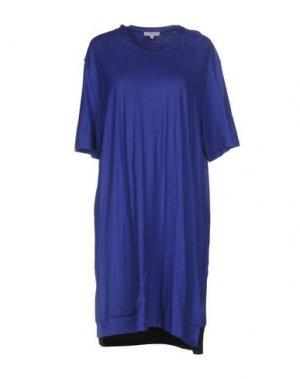 Короткое платье COSTUME NEMUTSO. Цвет: розовато-лиловый