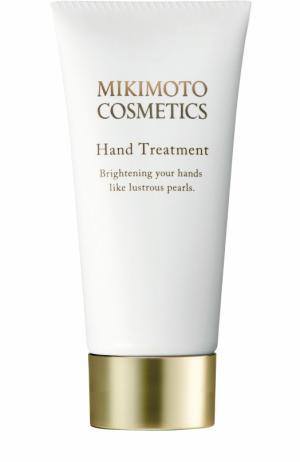 Крем для ухода за кожей рук Mikimoto Cosmetics. Цвет: бесцветный