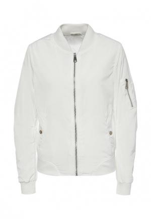 Куртка B.Style. Цвет: белый