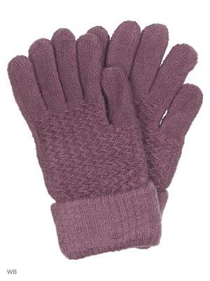 Перчатки UFUS. Цвет: фиолетовый
