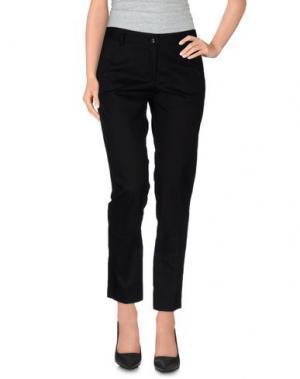Повседневные брюки ALFONSO RAY. Цвет: черный