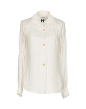 Pубашка EDWARD ACHOUR. Цвет: белый