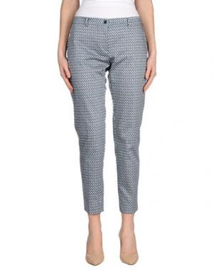 Повседневные брюки 19.70 NINETEEN SEVENTY. Цвет: пастельно-синий