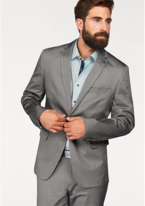 Пиджак BRUNO BANANI. Цвет: серо-коричневый