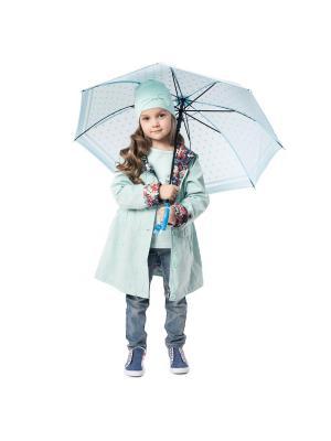 Зонт детский PlayToday. Цвет: голубой