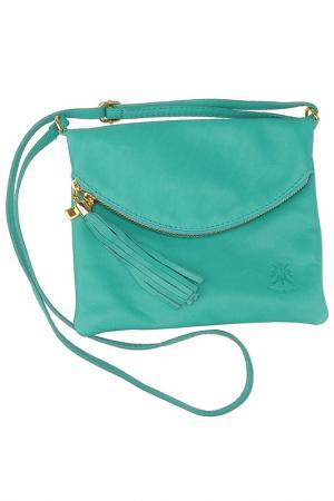 Сумка FLORENCE BAGS. Цвет: turquoise